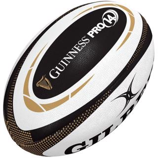 Gilbert Pro 14 Guinness Replica Rugby