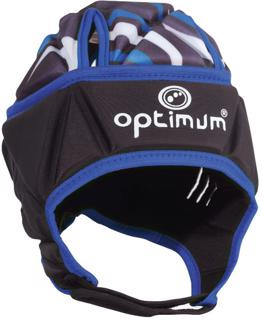 Optimum Razor Rugby Headguard JUNIOR BLA