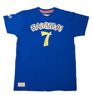 Samurai 7 Applique T-Shirt