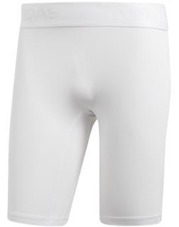 adidas Alphskin Sport Short Tights WHITE