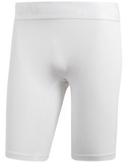 adidas Alphskin Sport Short Tights WHITE