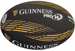 Gilbert Pro 14 Guinness Supporter Rugby%
