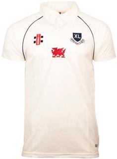 XL CLUB WALES GN Matrix S/S Cricket