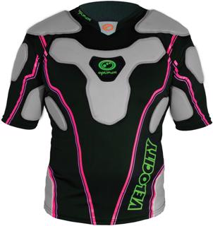 Optimum Velocity Rugby Protective Top,%2