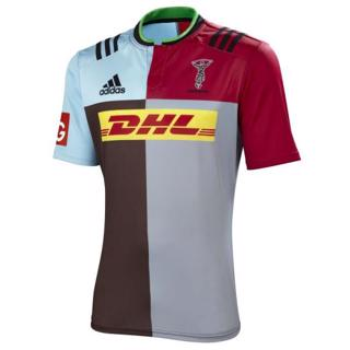 adidas Harlequins 2015/16 Home Shirt