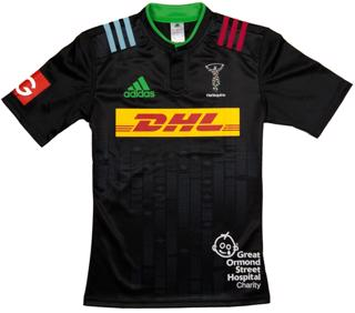 adidas Harlequins 2015/16 Big Game 8 C