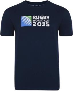 Canterbury RWC 2015 Kids Logo Tee, N