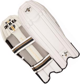 Dukes Patriot Elite Cricket WK Pads JU