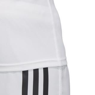 adidas 3 Stripe Fitted Rugby Jersey WH