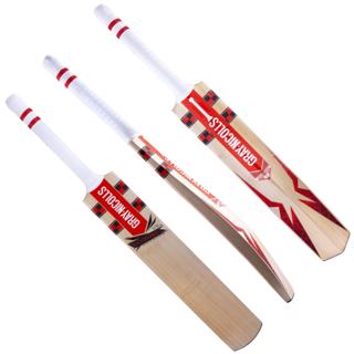 Gray Nicolls Shockwave RED 5 Star Cric