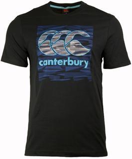Canterbury Vapodri CCC Logo Tee JET BL