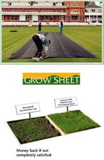 Grass germination sheet,23 metres.