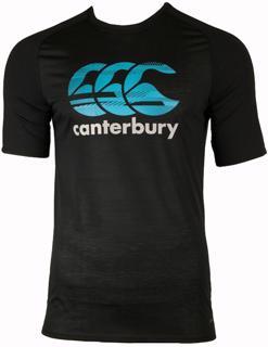 Canterbury Vapodri Elite Tee JET BLACK%2