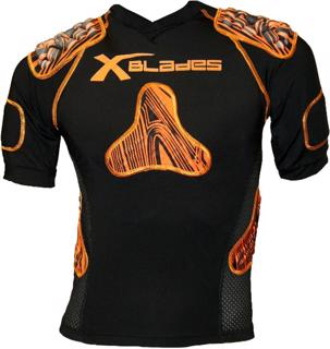 Xblades Wild Thing Elite Rugby Body Ar
