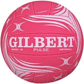 Gilbert Pulse Training Netball, PINK