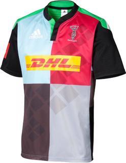 adidas Harlequins 2014/15 HOME Rugby Jer