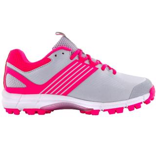 Grays Flash 2.0 Hockey Shoe SILVER/PINK
