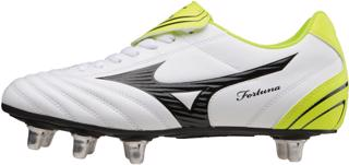 Mizuno Fortuna Rugby SP Boots WHITE