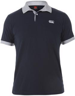 Canterbury Loop Polo Shirt CARBON