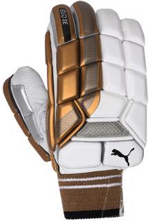 Puma EVO SE Batting Gloves GOLD/BLACK,