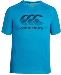 Canterbury Vapodri Poly Large Logo Tee%2