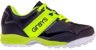 Grays Flash Hockey Shoes BLACK, MINI
