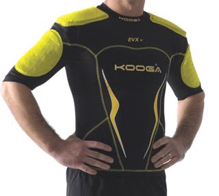 Kooga EVX V Rugby Body Protection