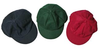 Albion English Style Wool Cricket Cap